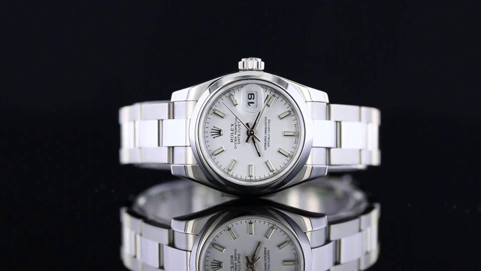 שעון רולקס יד שניה נשים