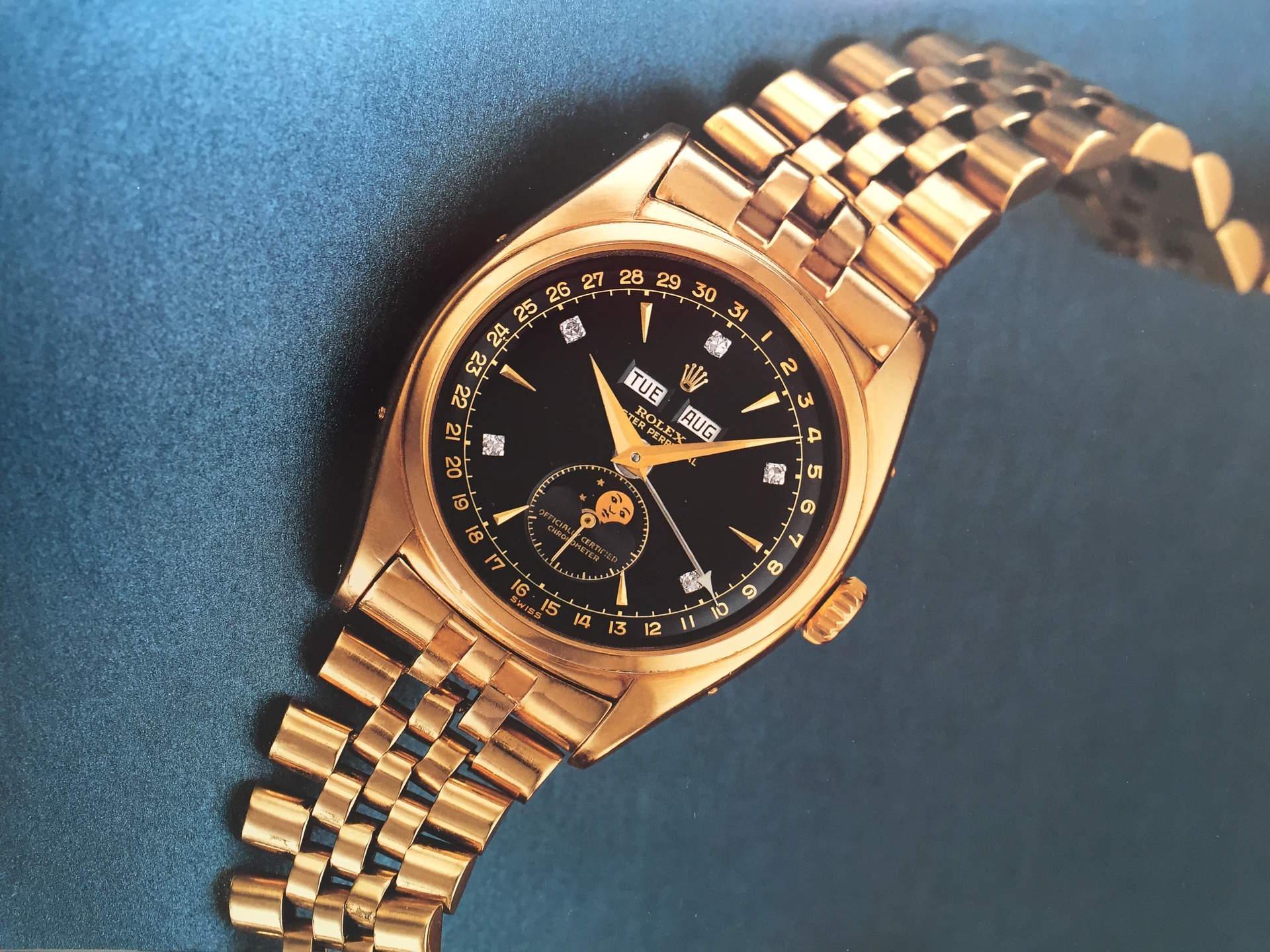 שעוני רולקס לגברים - שעון באו דאי