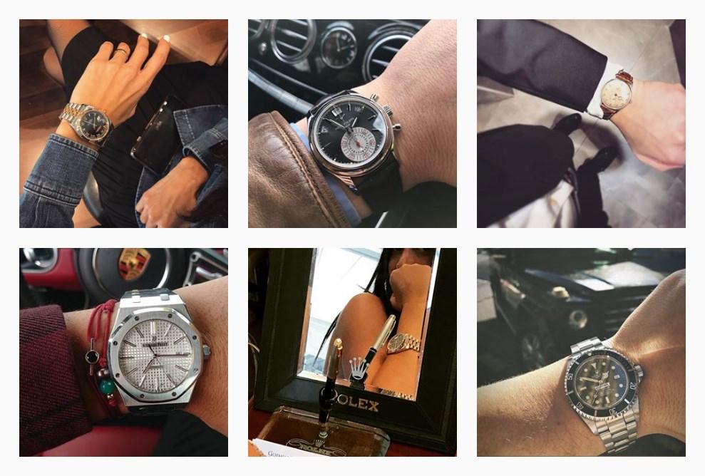 שעונים יקרים