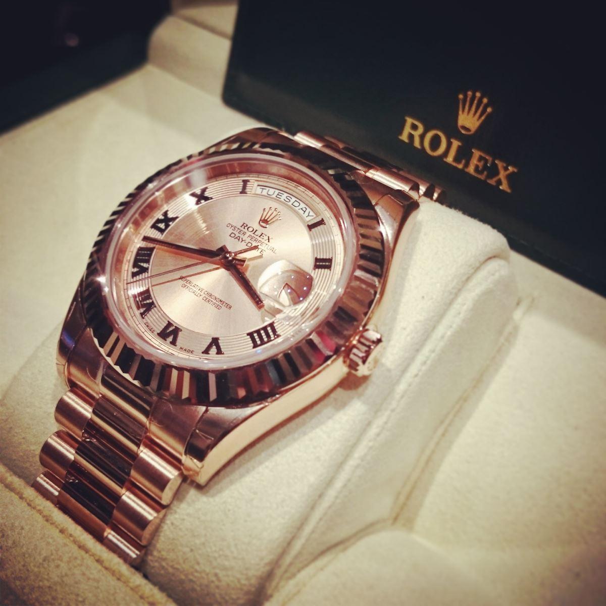 שעון רולקס